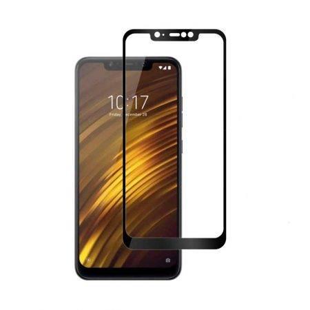 قیمت خرید گلس محافظ تمام صفحه گوشی شیائومی Xiaomi Pocophone F1