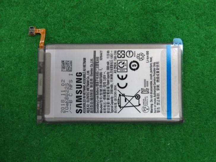 باتری گوشی گلکسی اس ۱۰