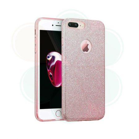قیمت خرید قاب ژله ای اکلیلی گوشی آیفون iPhone 8 Plus
