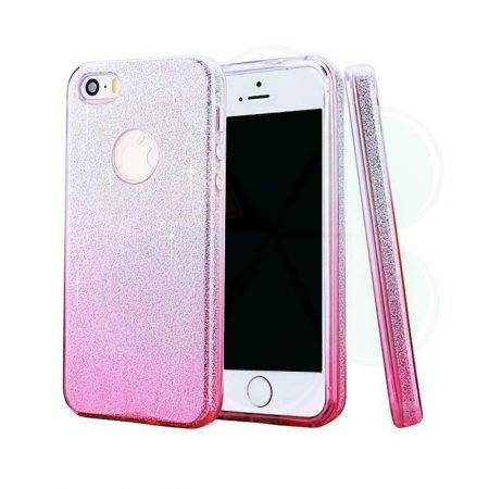 قیمت خرید قاب ژله ای اکلیلی گوشی آیفون iPhone SE / 5s