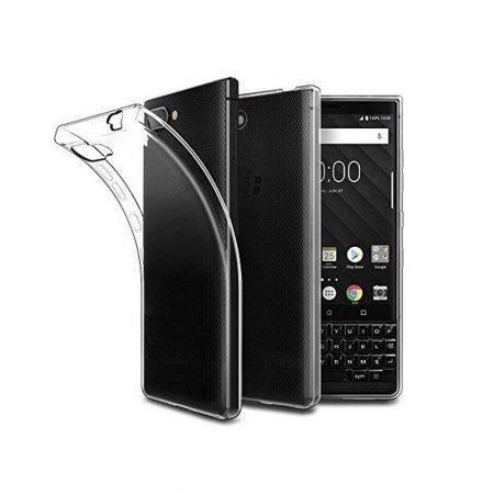 قیمت خرید قاب ژله ای شفاف گوشی بلک بری BlackBerry KEY2 مدل Clear TPU