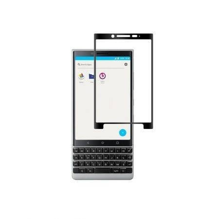قیمت خرید گلس محافظ تمام صفحه گوشی بلک بری BlackBerry KEY2