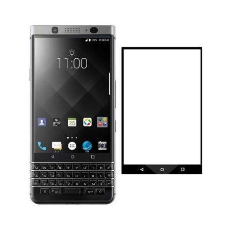 قیمت خرید گلس محافظ تمام صفحه گوشی بلک بری BlackBerry Keyone
