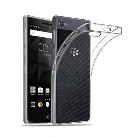 قیمت خرید قاب ژله ای شفاف گوشی بلک بری BlackBerry Motion مدل Clear TPU