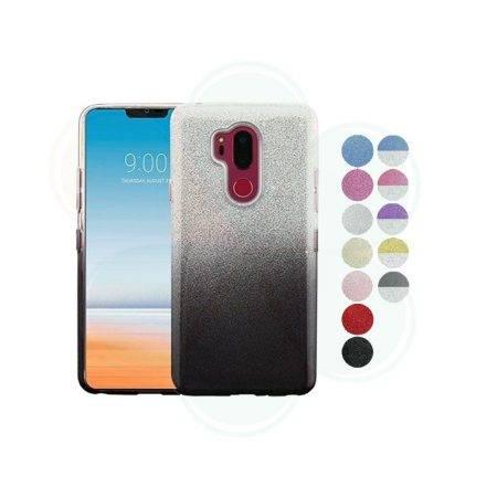 قیمت خرید قاب ژله ای اکلیلی گوشی ال جی LG G7 ThinQ