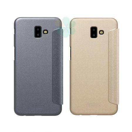 قیمت خرید كيف نیلکین گوشی سامسونگ Samsung J6 Plus 2018 مدل Nillkin Sparkle
