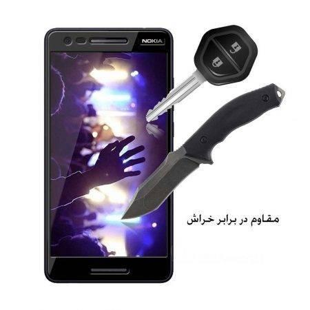 قیمت خرید گلس محافظ تمام صفحه گوشی نوکیا Nokia 2.1