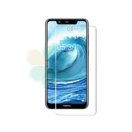 قیمت خرید محافظ صفحه نانو گوشی نوکیا Nokia 5.1 Plus / X5
