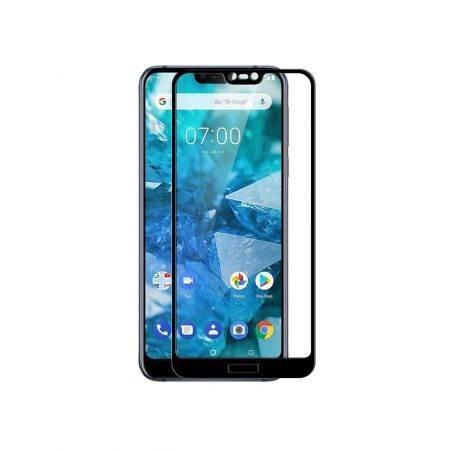 قیمت خرید گلس محافظ تمام صفحه گوشی نوکیا Nokia 7.1