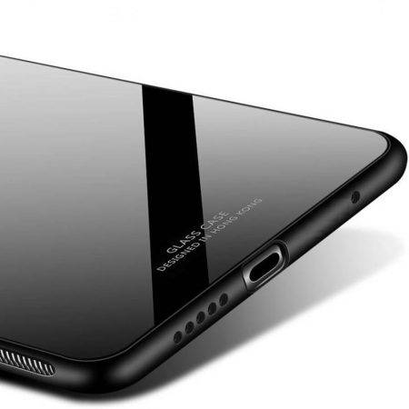قیمت خرید قاب پشت گلس گوشی سامسونگ A7 2018 مدل JZZS
