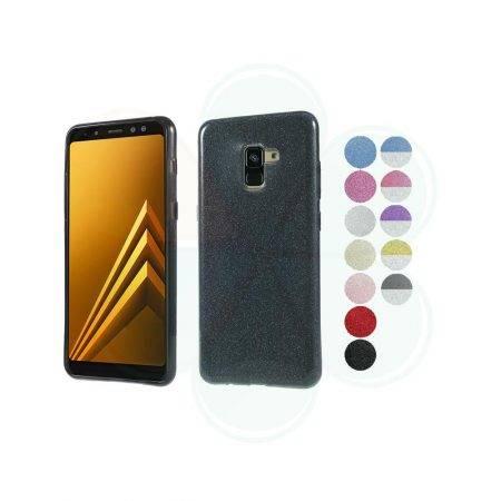 قیمت خرید قاب ژله ای اکلیلی گوشی سامسونگ Samsung A8 Plus 2018