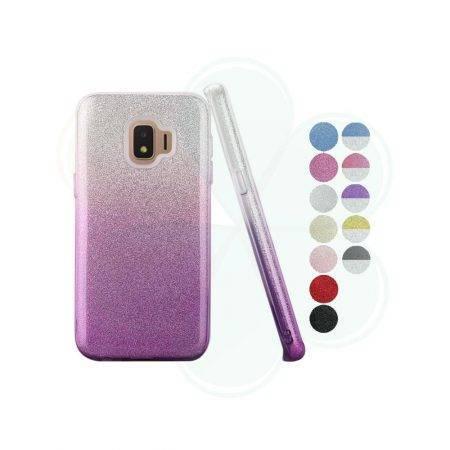 قیمت خرید قاب ژله ای اکلیلی گوشی سامسونگ Samsung Galaxy J2 Core