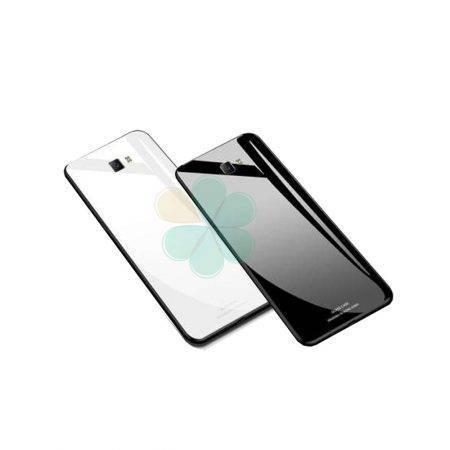قیمت خرید قاب پشت گلس گوشی سامسونگ Galaxy J4 Plus مدل JZZS