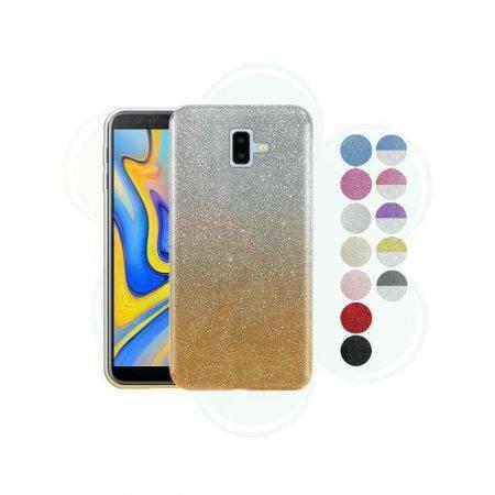 قیمت خرید قاب ژله ای اکلیلی گوشی سامسونگ Samsung J6 Plus 2018