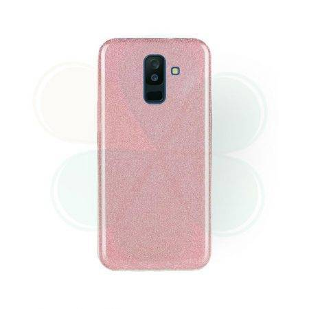 قیمت خرید قاب ژله ای اکلیلی گوشی سامسونگ Samsung J8 2018
