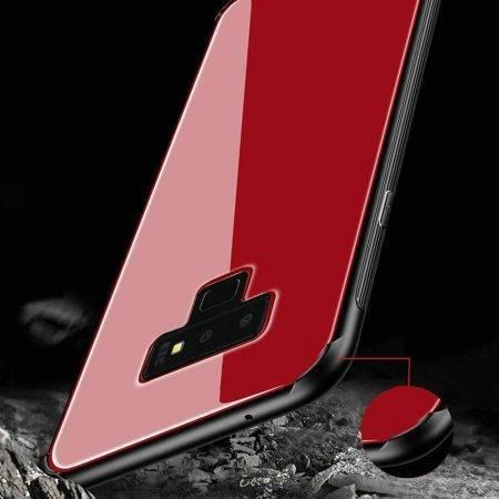 قیمت خرید قاب پشت گلس گوشی سامسونگ نوت 9 - Note 9 مدل JZZS