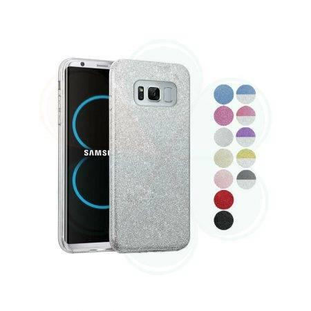 قیمت خرید قاب ژله ای اکلیلی گوشی سامسونگ Samsung Galaxy S8 Plus