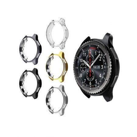 قیمت خرید کاور ژله ای ساعت هوشمند سامسونگ Gear S3 Frontier
