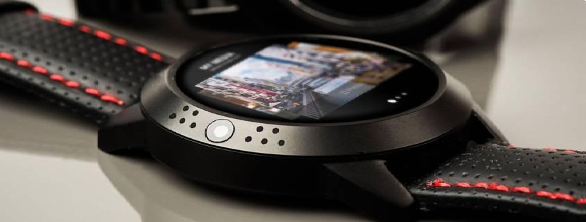 ساعت هوشمند آینده LG به همراه دوربین