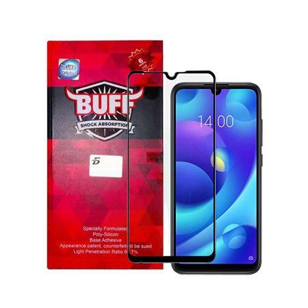 قیمت خرید محافظ صفحه شیشه ای بوف 5D Privacy گوشی شیائومی Xiaomi Mi Play