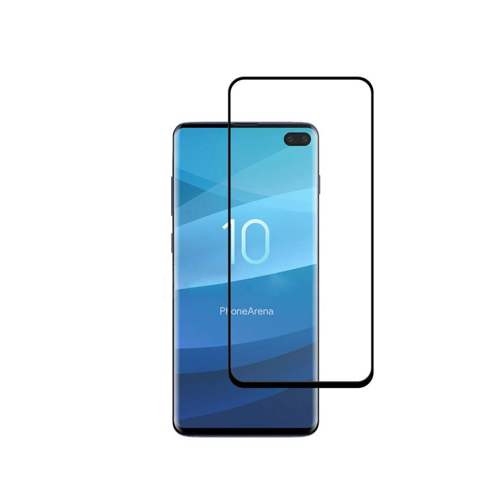 خرید محافظ صفحه نمایش دور چسب گوشی سامسونگ Samsung Galaxy S10 Plus