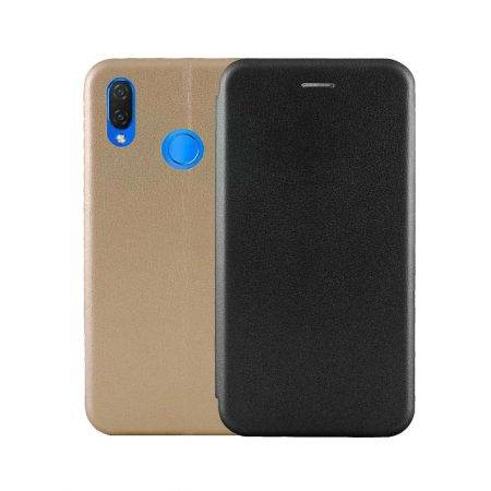 خرید کیف کلاسوری چرمی گوشی هواوی Nova 3i / P Smart Plus