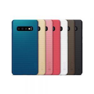 خرید قاب نیلکین گوشی سامسونگ Samsung Galaxy S10 Plus مدل Nillkin Frosted