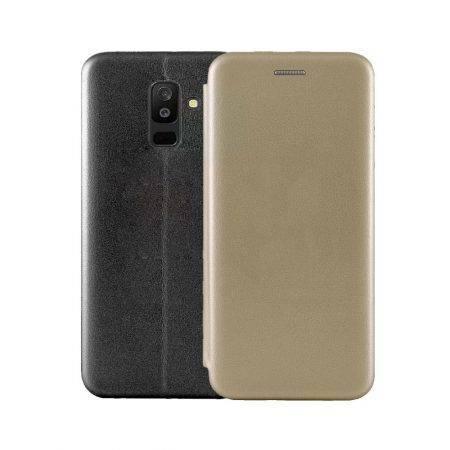 خرید کیف کلاسوری چرمی گوشی سامسونگ Samsung A6 Plus 2018