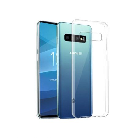 خرید قاب ژله ای شفاف گوشی سامسونگ Samsung Galaxy S10 مدل Clear TPU
