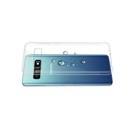 خرید قاب ژله ای شفاف گوشی سامسونگ Samsung S10 Plus مدل Clear TPU