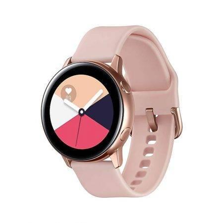 قیمت خرید ساعت هوشمند سامسونگ گلکسی واچ اکتیو رز گلد Galaxy Watch Active