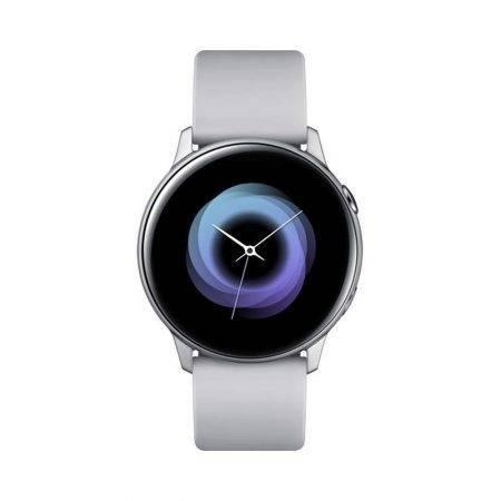 قیمت خرید ساعت هوشمند سامسونگ گلکسی واچ اکتیو نقره ای Galaxy Watch Active