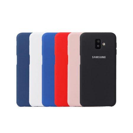 خرید قاب محافظ سیلیکونی گوشی سامسونگ Samsung J6 Plus / J6 Prime