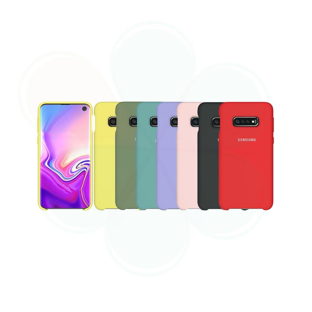 خرید قاب محافظ سیلیکونی گوشی سامسونگ Samsung Galaxy S10