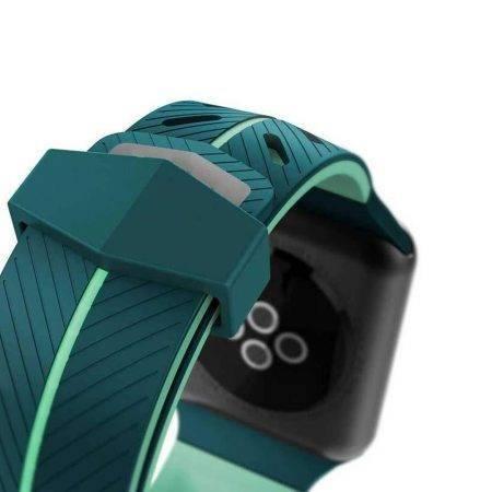 خرید بند اپل واچ Apple Watch 42/44mm مدل سیلیکونی A.JMEI