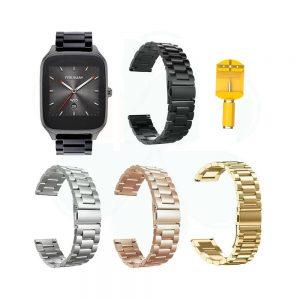 خرید بند استیل ایسوس زن واچ 2 - Zenwatch 2 WI502Q مدل 3Pointers