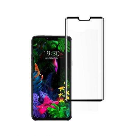 خرید محافظ صفحه نمایش دور چسب گوشی ال جی LG G8 ThinQ