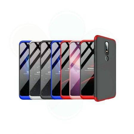 خرید قاب 360 درجه GKK گوشی نوکیا Nokia X6 - 6.1 Plus