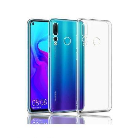 خرید قاب ژله ای شفاف گوشی هواوی Huawei nova 4 مدل Clear TPU