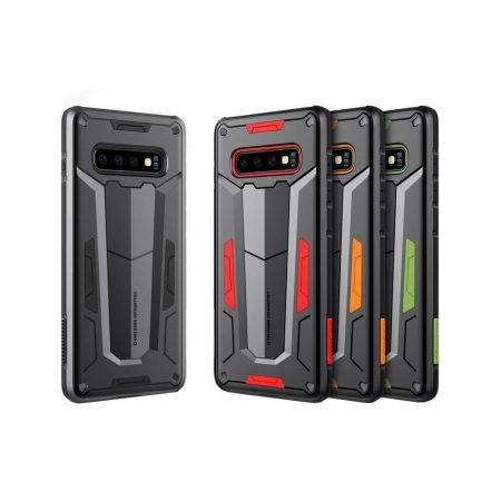 خرید قاب ضد ضربه نیلکین گوشی سامسونگ Samsung Galaxy S10 Plus
