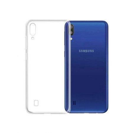 خرید قاب ژله ای شفاف گوشی سامسونگ Samsung Galaxy M10 مدل Clear TPU