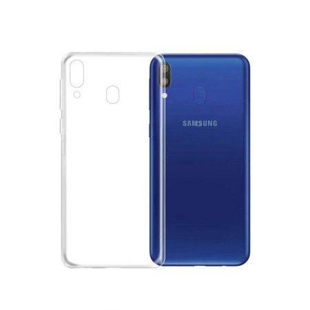 خرید قاب ژله ای شفاف گوشی سامسونگ Samsung Galaxy M20 مدل Clear TPU