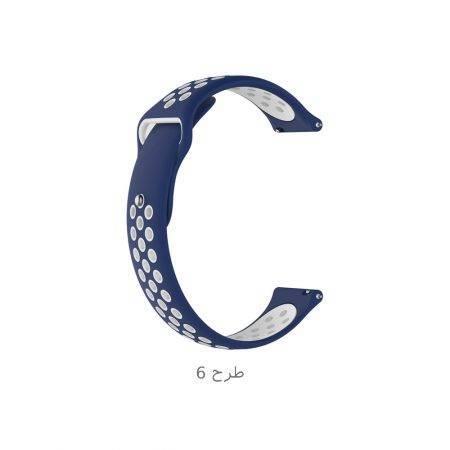 خرید بند ساعت سامسونگ Galaxy Watch 46mm مدل اسپرت نایکی