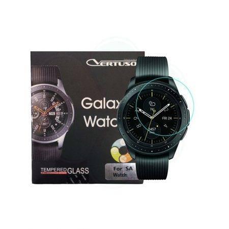 خرید محافظ صفحه گلس ساعت Samsung Galaxy Watch 42mm برند Vertuso