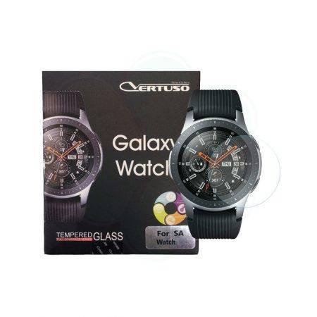 قیمت خرید محافظ صفحه گلس ساعت Samsung Galaxy Watch 46mm برند Vertuso