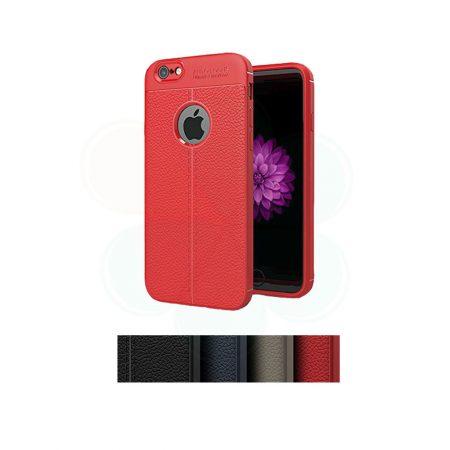 خرید کاور طرح چرمی اتو فوکوس گوشی آیفون 6 پلاس / iPhone 6s Plus