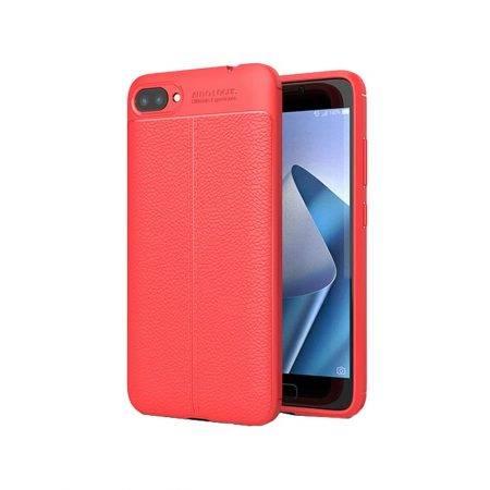 خرید کاور طرح چرمی اتو فوکوس گوشی ایسوس Asus Zenfone 4 Max ZC554KL