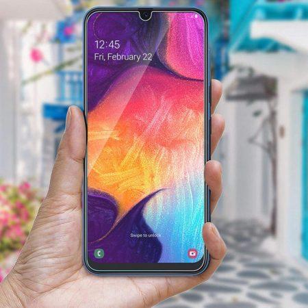 خرید محافظ صفحه گلس گوشی سامسونگ Samsung Galaxy A50
