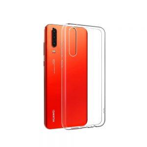 خرید قاب ژله ای شفاف گوشی هواوی Huawei P30 مدل Clear TPU