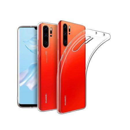 خرید قاب ژله ای شفاف گوشی هواوی Huawei P30 Pro مدل Clear TPU